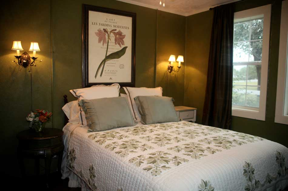 Chapel View Cottage bedroom