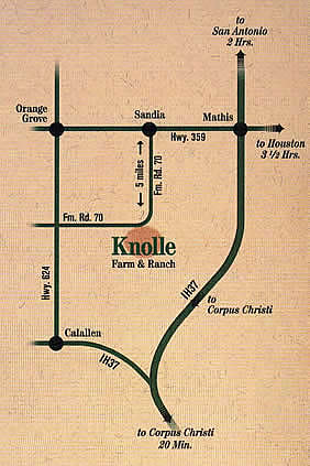 Knolle Map
