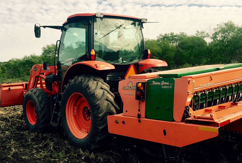grass machinery